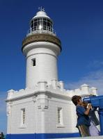 The brightest lighthouse in Australia - at the most easterly point