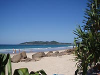 Discover beautiful beaches in Byron Bay